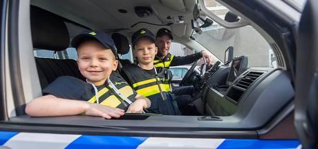 Damian (9): 'Ik word politieman zonder nachtdienst'