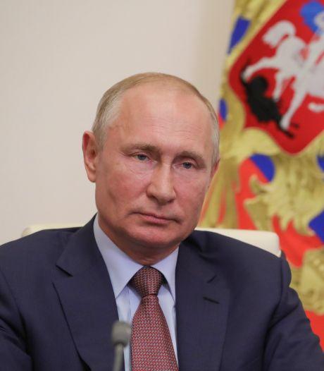 Bijna 80 procent van de Russen stemt voor grondwetswijzigingen