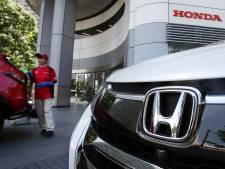 Ruim een miljoen Honda's moeten terug naar de garage