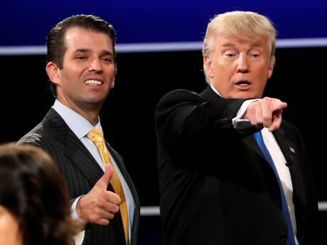 Trump Jr dévoile les numéros des députés démocrates pour les inonder d'appels
