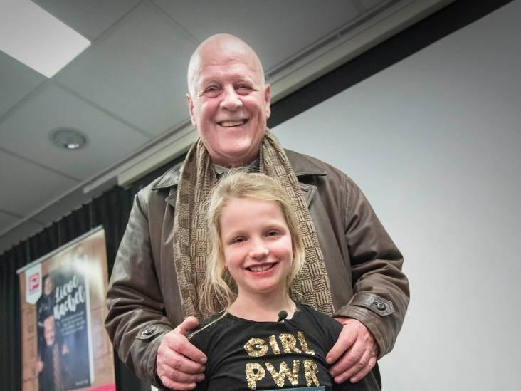 Lieve Rachel en opa Leo: 'Zo mooi hoe hij het verleden en heden verbindt door zijn brieven'
