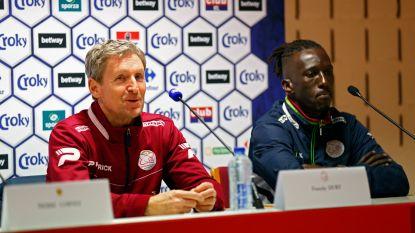 """Leye: """"De mensen onthouden enkel wie Beker van België wint, niet wie finale verloor"""""""
