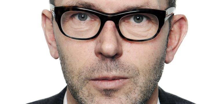 Columnist Stevo Akkerman Beeld Trouw
