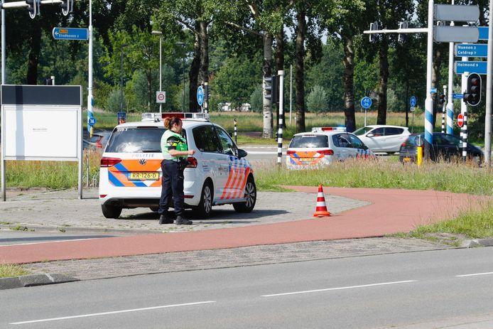 Schietpartij in Eindhoven.