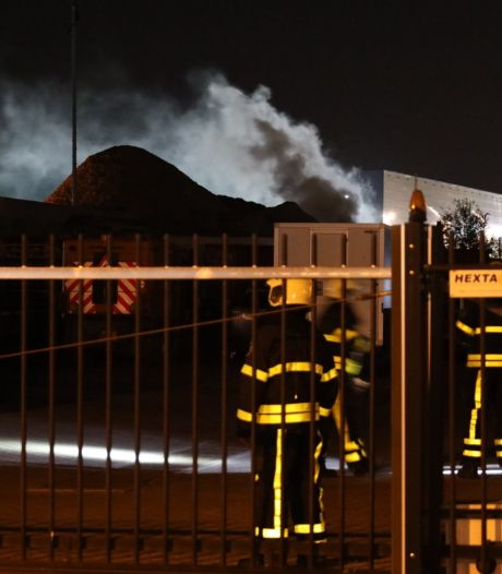 Opnieuw brand bij bedrijf Maton Groep in Waalwijk, ditmaal snel geblust