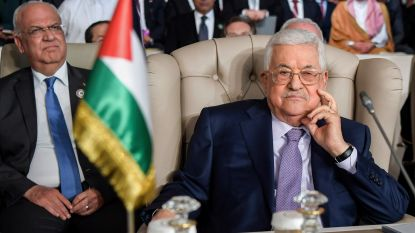 Palestijnse president verzet zich tegen nieuwe regering-Netanyahu