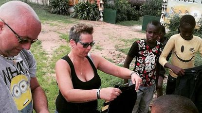 Weekendje Gambia voor bouw ziekenhuis