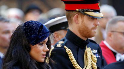 """Nieuwe biografie ontleedt de Megxit: """"Meghan en Harry voelen zich weggepest, ze waren stikjaloers op William en Kate"""""""