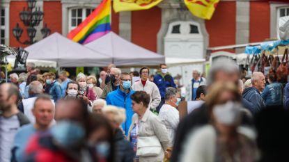"""""""Nieuwe broeihaard in Sint-Truiden"""", zegt viroloog Marc Van Ranst, Sint-Truiden weet van niets en eist duidelijkheid van Sciensano"""