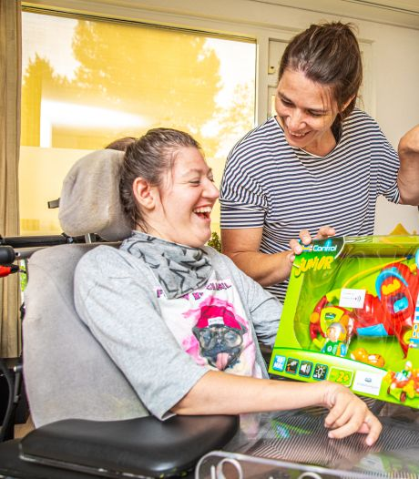 Maasdamse Speelbox voor gehandicapte kinderen is landelijk succes en krijgt vervolg