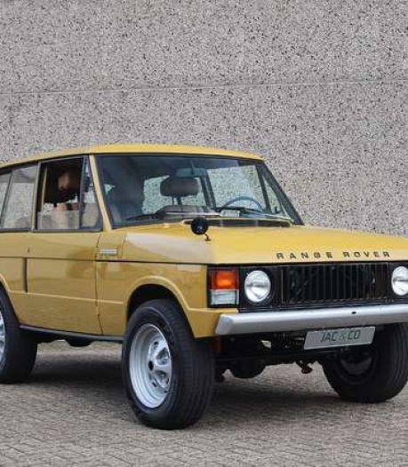 Waarom deze 50 jaar oude Nederlandse Range Rover 275.000 euro moet kosten
