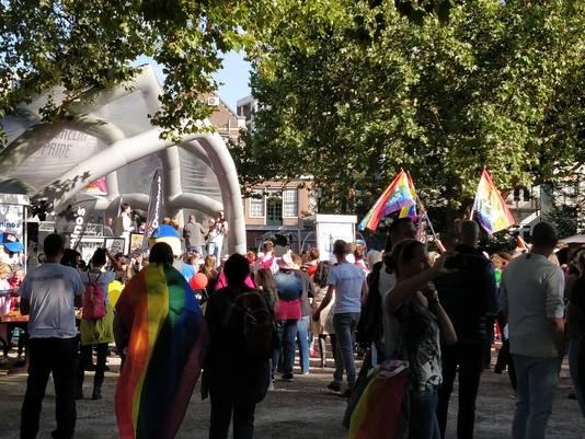 De Dordrecht Pride 2018.