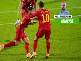 """Onze watcher: """"Martínez heeft van Mertens een volwaardige Duivel gemaakt. En van België een echte favoriet voor het EK"""""""