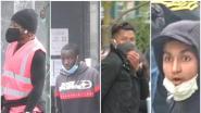 Politie verspreidt dertig foto's voor identificatie van relschoppers op Black Lives Matter-protest