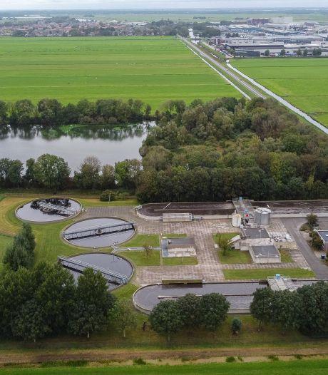 Afvalwater zuiveren bij Genemuiden met stroom van 1500 zonnepanelen