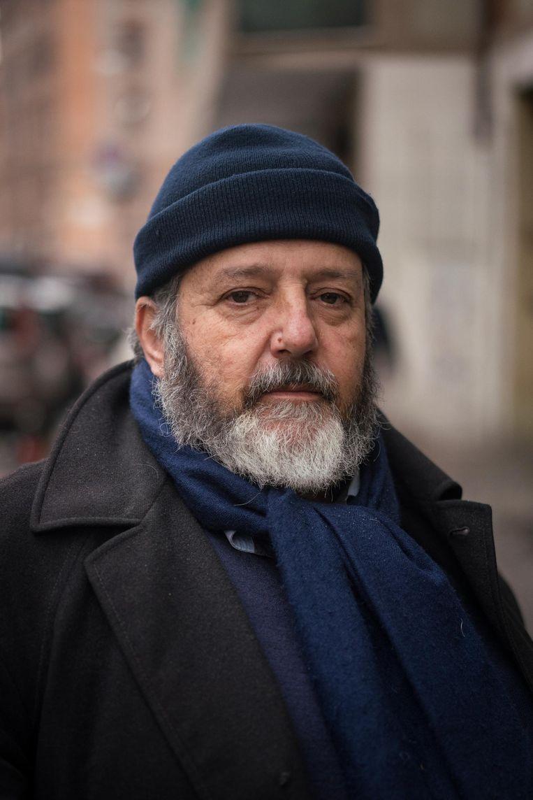 Marcello Macelloni. Beeld Nicola Zolin