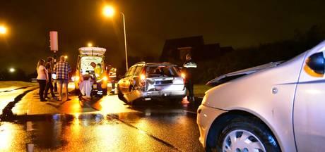 Twee gewonden door ongeluk in Houten
