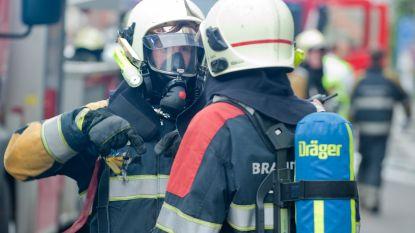 Drie mensen bevrijd bij flatbrand in Anderlecht