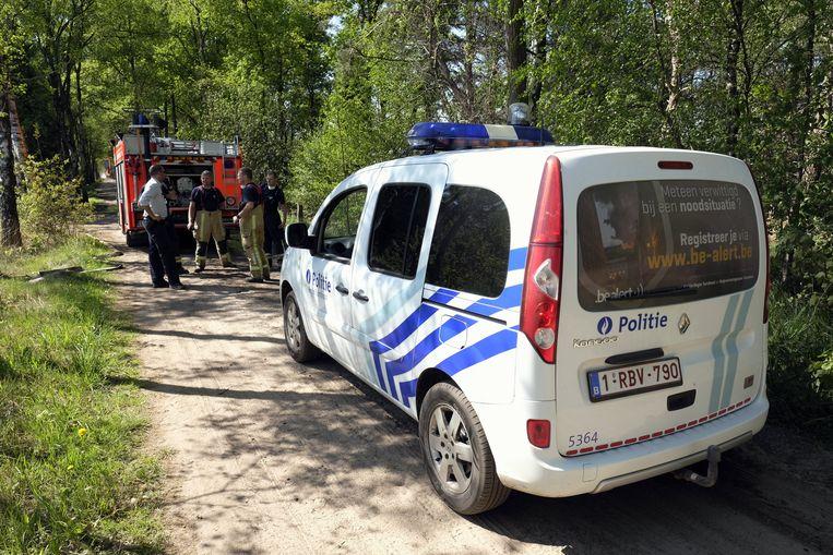 Archiefbeeld: politie en brandweer zijn extra waakzaam in De Liereman.