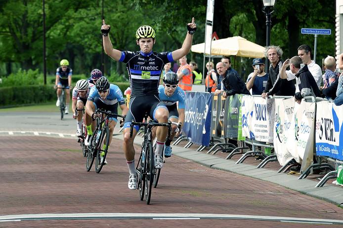 Maarten van Trijp won dit seizoen onder meer in Oudenbosch