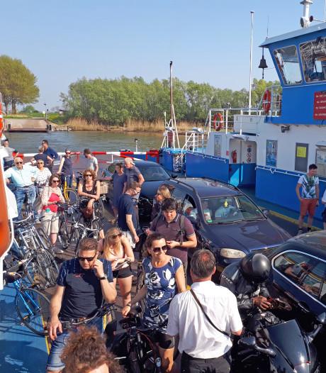 'Zonekaart om toeristen in de Biesbosch binnen de perken te houden'