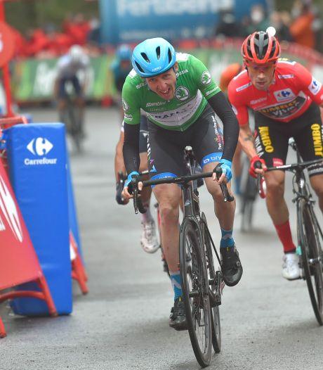 Daniel Martin sprint sneller dan Roglic, Carapaz én Poels op slotklim