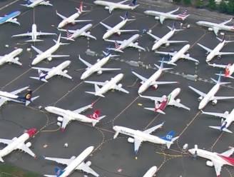 Boeing zit in de rats met peperdure en ongeleverde 737 Max-toestellen die personeelsparkings overspoelen