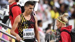 """Belgian Tornados treffen het niet bij loting op WK atletiek: """"Op Jamaica na is dit een finale"""""""