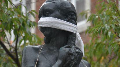 Waarom zes Boomse standbeelden plots monddood gemaakt worden: 11.11.11 lanceert opvallende campagne