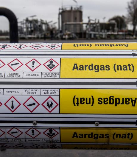 Delegatie uit Waalwijk en Loon op Zand protesteert in Den Haag tegen gaswinning