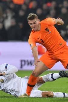 'Kolossale De Ligt en Van Dijk lieten Giroud niet ademen'