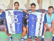 Argentijnse club wil record breken met 50 sponsors op shirt