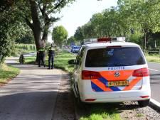 Fietser en brommer botsen in Sint-Oedenrode, beiden naar het ziekenhuis