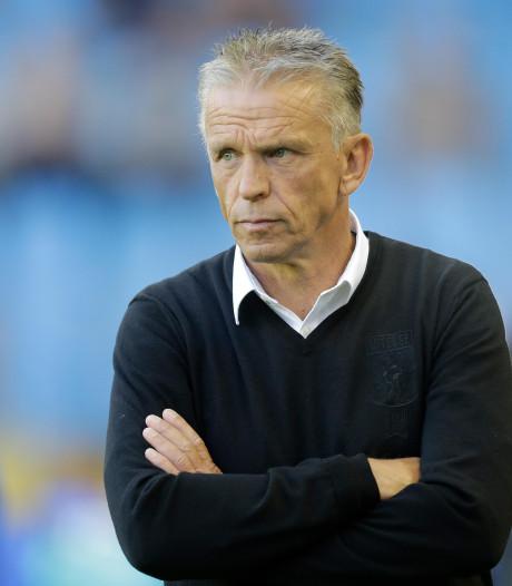 Sturing wil meer dan een interim-job bij Vitesse