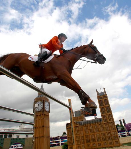 """Schröder is terug met London: """"Is en blijft een bijzonder paard"""""""