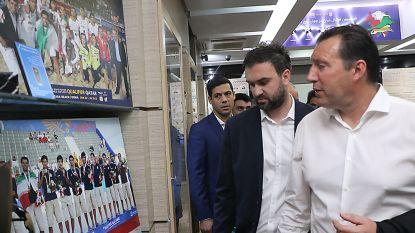 Football Talk buitenland (16/5). Problemen met contract Wilmots door sancties tegen Iran - Valverde mag coach van Barça blijven