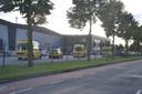 De hulpdiensten zijn woensdag gealarmeerd voor een incident met giftige stoffen bij vleeswarenbedrijf Henri van den Bilt aan de Goudwerf in Beuningen.