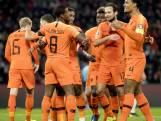 Wijnaldum loodst het Nederlands elftal langs Wit-Rusland