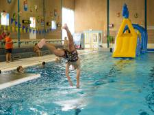 Recordaantal deelnemers zwemvierdaagse in Veldhoven