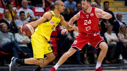 Oostende, Antwerp en Charleroi naar halve finales EuroMillions Basket League