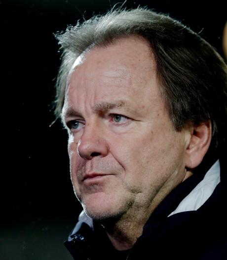 De Graafschap-trainer Snoei na nieuwe tik: 'Het is ook een kwaliteitskwestie'