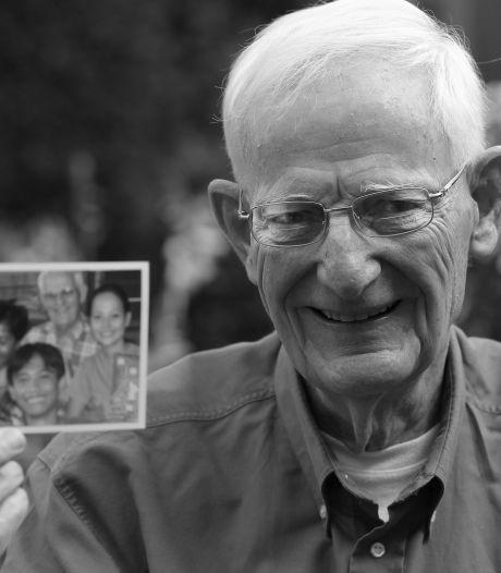 Oud-missionaris Frans Kleine Koerkamp (1936 - 2020) uit Raalte verloor zijn hart aan de Filipijnen