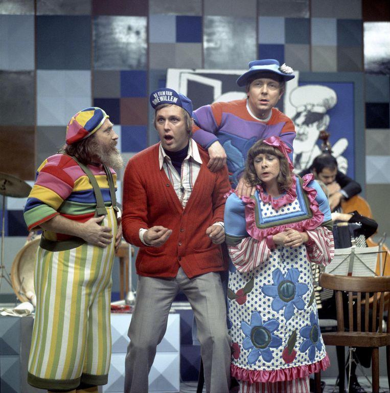 De Film van Ome Willem (1974-1989) Beeld HH