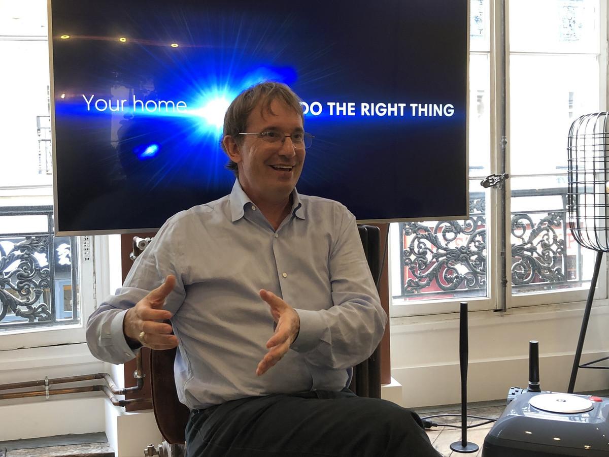 CEO Colin Angle