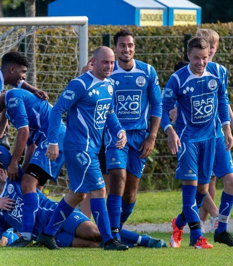 Eldenia in de koker als poulewinnaar na zevenklapper in Arnhemse derby,  streep door Redichem-CHRC
