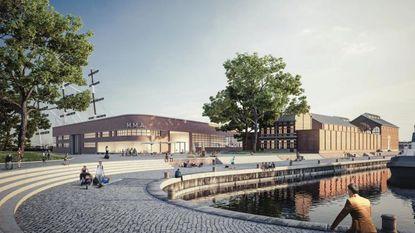 Maritiem Museum klaar in 2024