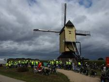 Zeventig 'Sputters' uit Venhorst sputteren door de regio