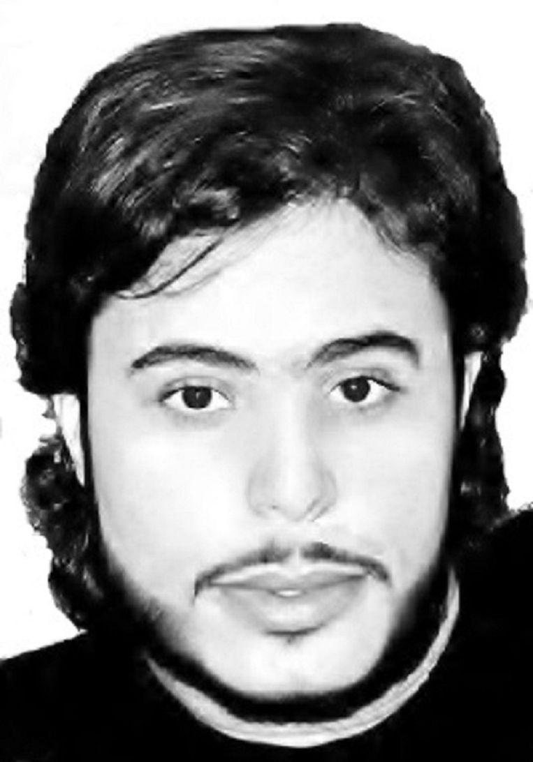 Over deze foto zegt Boer: 'Ik plukte een foto van een Saoedische jongeman van internet en fotoshopte net zo lang tot er een knappe Marokkaanse jongen tevoorschijn kwam.' Beeld null