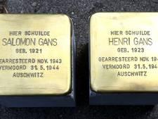 Ook in Bennekom Stolpersteine voor in Auschwitz vermoorde Culemborgers