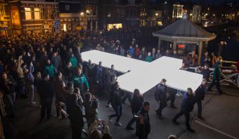 Nederland wordt minder kerkelijk, maar is volop religieus